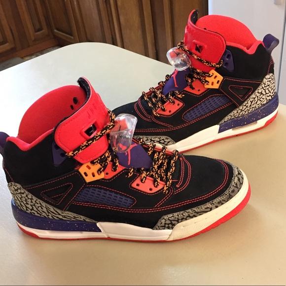 half off 079ae 600de Jordan Other - Nike Jordan Spizike Tasmanian Devil Retro Style 7